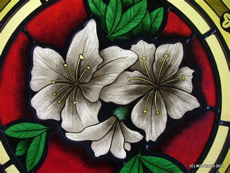 flower design for glass painting the gallery for gt stained glass painting designs flowers