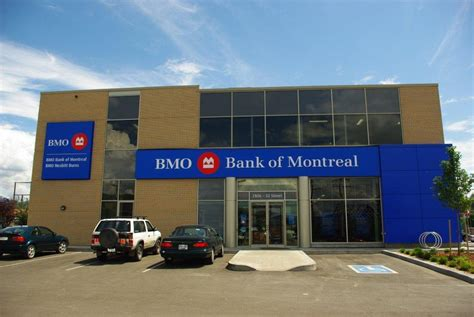 bank of montral bank of montreal