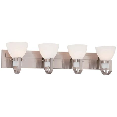 hton bay 2 light brushed nickel bath light 05380 the home depot hton bay 2 light brushed nickel bath light 05929 the home depot