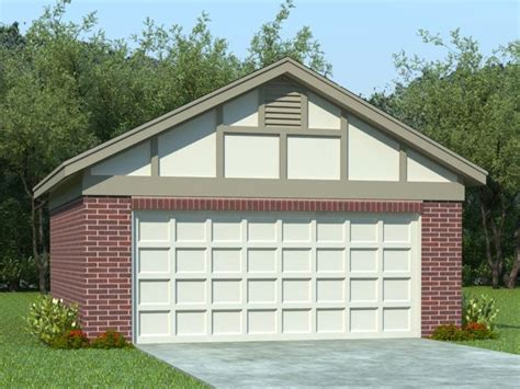 Two Car Garage Plans by Two Car Garage Plans 2 Car Garage Plan With