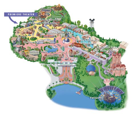 disney world vacation packages hollywood studios