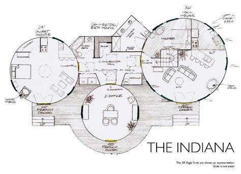 pacific yurt floor plans rainier yurt the indiana 30 quot eagle yurt shelter concepts pinterest eagle 30th and yurts