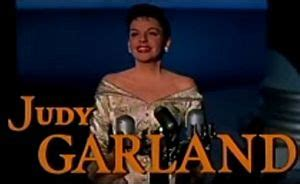 main actress in a star is born judy garland new world encyclopedia