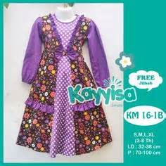 Dress Baby Katun Jepang Dress Bayi pakaian anak model korea buat qila bole juga korea and sewing ideas