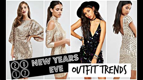 new year buy new clothes 2017 new years dresses trends lookbook