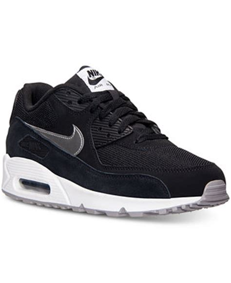 macy s basketball shoes nike s air max 90 essential running sneakers from