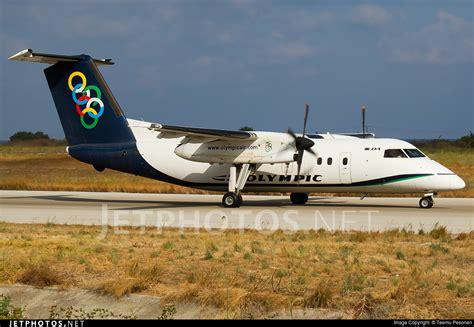 Brp Bio sx bio bombardier dash 8 102a olympic air teemu