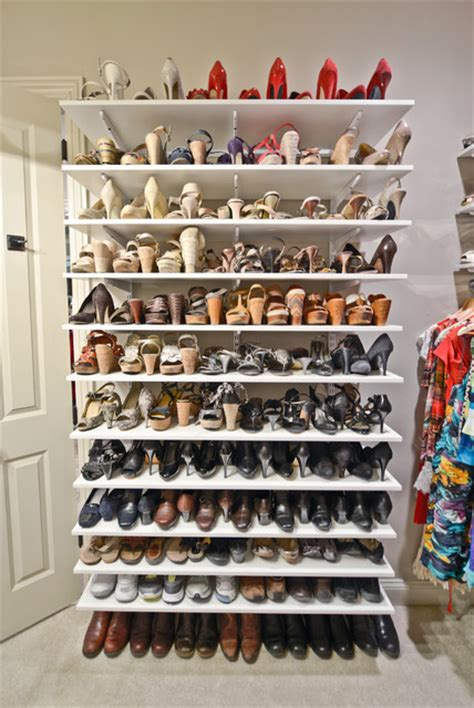 Organized Living Closets by Closet And Shoe Organization Organized Living