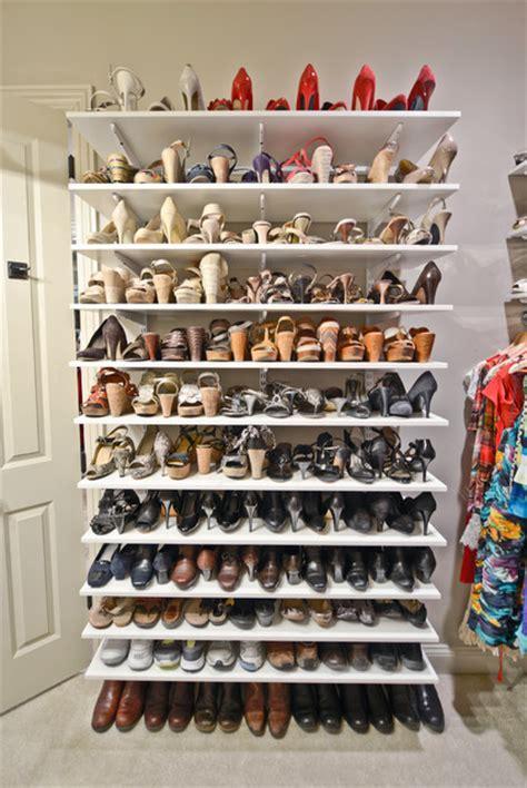 organized shoe closet closet and shoe organization organized living