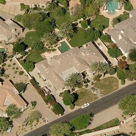 muhammad ali s house in paradise valley az maps