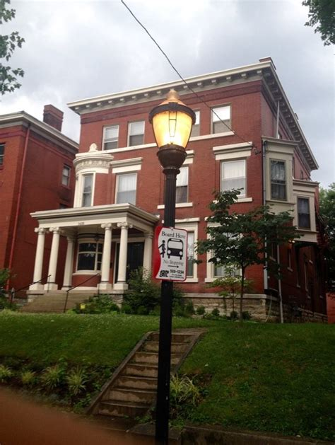 the house in old louisville kentucky s home to the largest and most haunted victorian neighborhood in america