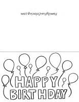 free printable birthday cards familyfuncoloring