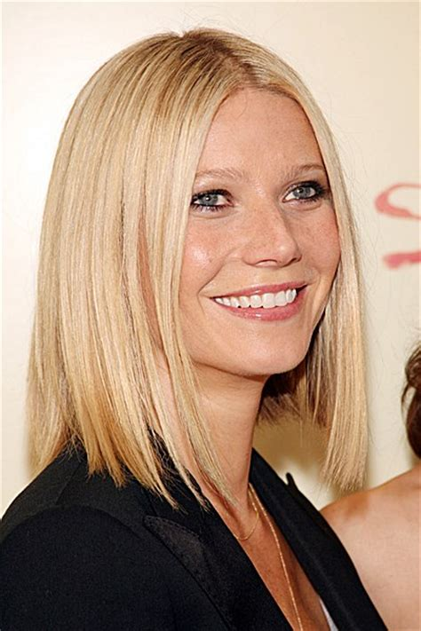 long bob hairstyles gwyneth paltrow gwyneth paltrow hairstyles careforhair co uk