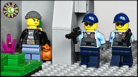 Banc Lego by Lego Bank Robbery