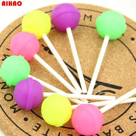 new arrival creative household items cartoon hourglass new arrival 12pcs creative pencil eraser cartoon cute