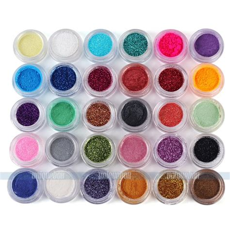 la color cosmetics sale 30 colors glitter eyeshadow bright colorful