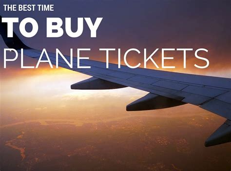 best place to buy airline tickets best time to buy plane tickets travel meets happy