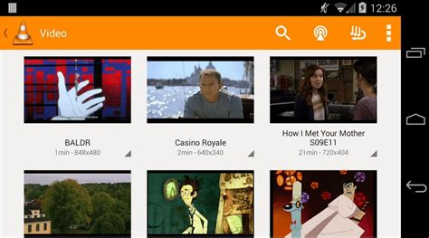 which android version is better vlc s android media player reaches stable