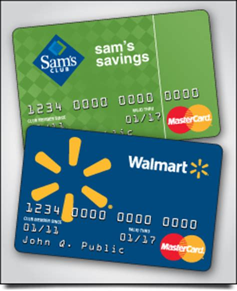 Can A Sam S Gift Card Be Used At Walmart - wal mart store card switch gives consumers reason to compare creditcards com