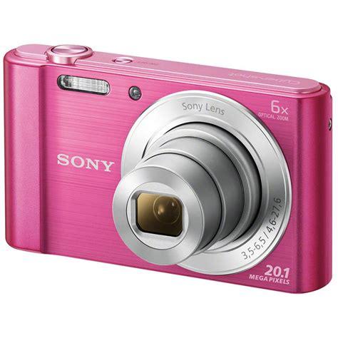 Second Kamera Sony Dsc W810 sony dsc w810 roze bcc nl