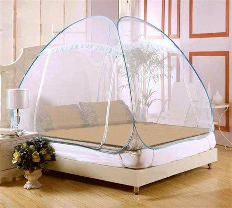 kelambu lipat modern portable tidur nyenyak dimanapun