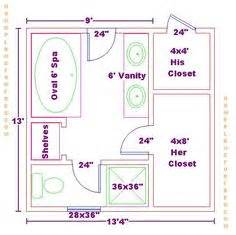 bathroom floor plan ideas floor plan for master bath we stayed in a hotel with