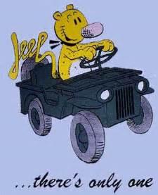 Jeep Mascot Always Well Me