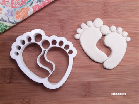Baby Shower Cookie Cutter by Baby Cookie Cutter Baby Shower Cookie Cutter 3d
