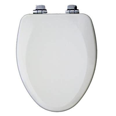 church white wood elongated slow close toilet seat lowe