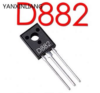 transistor d882 p 331 transistor d882 p 331 28 images 100pcs pnp transistor a1015 gr331 150ma 50v to 92 2 14