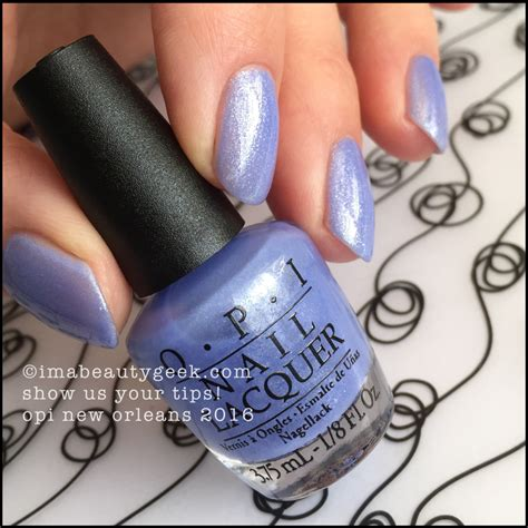 Opi Mini New Orleans Collection opi new orleans complete manigeek guide beautygeeks