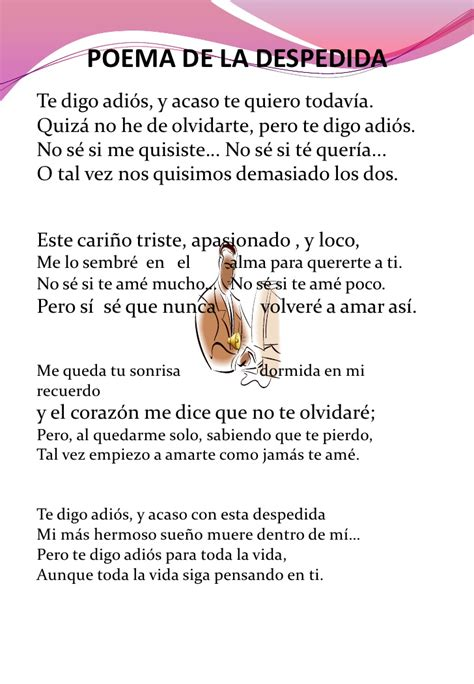 un poema de despedida de la escuela apexwallpaperscom 10 hermosos poemas de despedidas para maestros im 193 genes