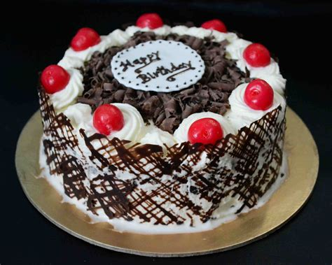 Blackforest Choco 22 how to make eggless black forest cake with an easy chocolate collar