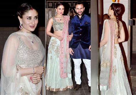 soha ali khan wedding pic guilty bytes indian fashion style