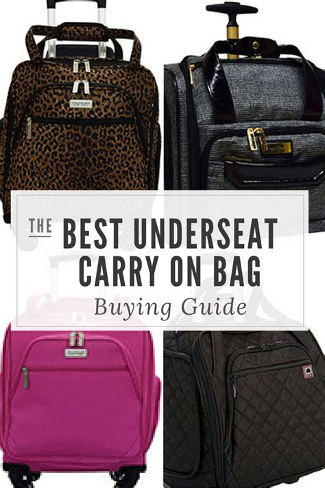 carry on baggage carry on the best wheeled underseat carry on bag 2017 buyer s