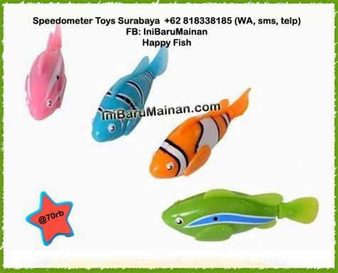 Robot Ikan Mainan Ikan U294 jual mainan anak surabaya jual mainan anak surabaya