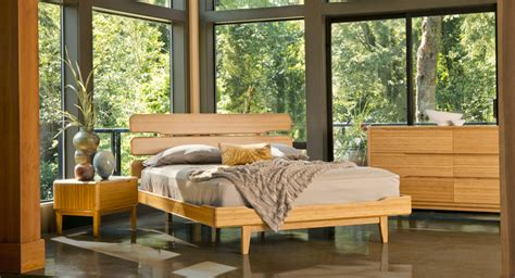 eco friendly bedroom furniture tentai eco friendly platform bed haikudesigns