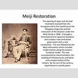Meiji Restoration Modernization | 720 x 540 jpeg 78kB
