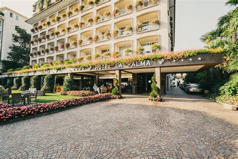 hotel la lago hotel la palma stresa albergo 4 stelle sul lago maggiore