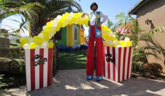 karneval dekoration carnival balloon decoration san diego decoration in
