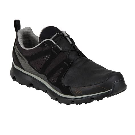 Premium Salomon Shoes 2 Salomon S Wind Premium Mens Hiking Shoes Black