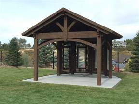 Pergola Kits With Roof by 12 Pergola Roofing Design Ideas Western Timber Frame