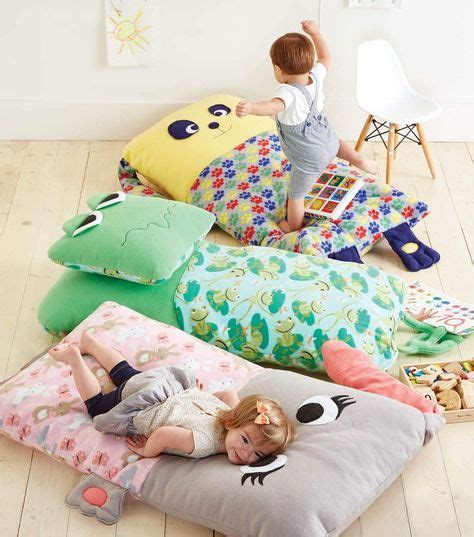 pillow bed for kids how to sew a child floor pillow sewing patterns