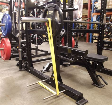 Power Rack With Band Pegs by Barbarian Bb 90 Clip Resistance Band Pegs For Power Racks