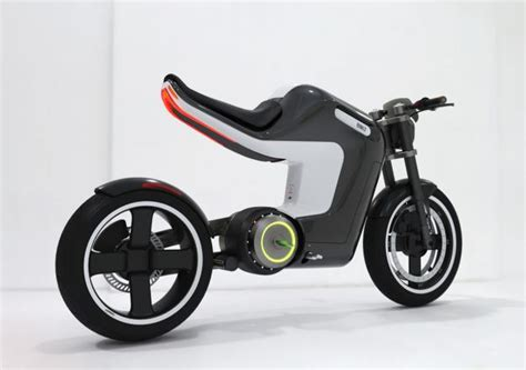 E Motorrad Zukunft by Bolt Electric Bike Concept Rassiges E Motorrad Aus Der