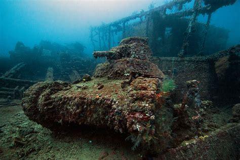 imagenes impresionantes del oceano los 7 barcos hundidos m 225 s impresionantes del mundo blog