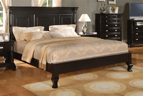 Size Of Cal King Bed by California King Size Panel Bed By Winners