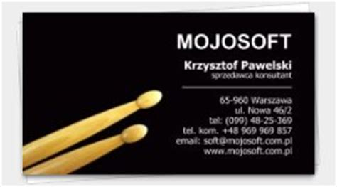 entertainment business card templates free business cards templates entertainment dj