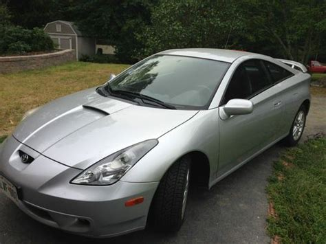 automobile air conditioning service 2000 toyota celica parental controls purchase used 2000 toyota celica gt hatchback 1 8l automatic silver good condition in white