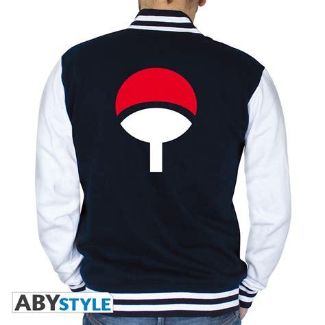shippuden varsity jacket uchiha abystyle